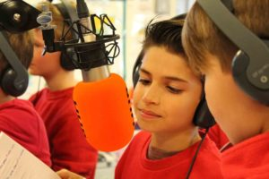 Education Radio Features